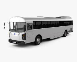 Blue Bird T3 RE L5 Bus 2016 3D model