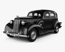 Buick Roadmaster 1936 3D model