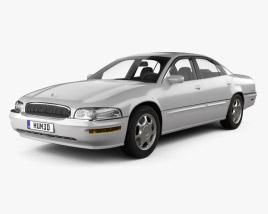 Buick Park Avenue 1996 3D model