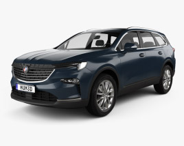 Buick Enclave CN-spec 2019 3D model