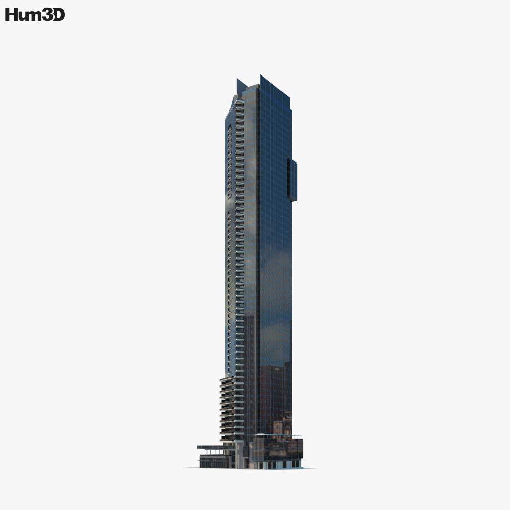 Living Shangri-La 3d model