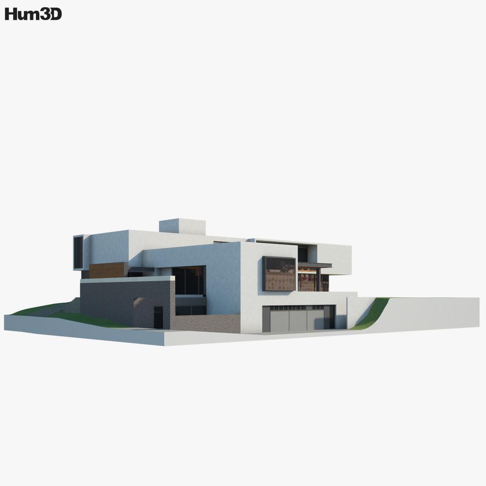 Casa GP 3d model