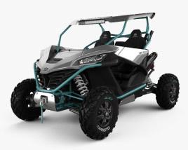 CFMOTO ZForce Z10 1000 2020 3D model