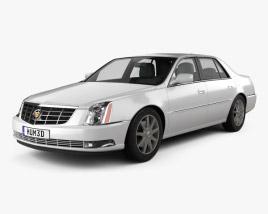 Cadillac DTS 2011 3D model