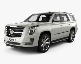 Cadillac Escalade 2015 3D model