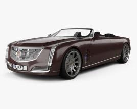 Cadillac Ciel 2011 3D model