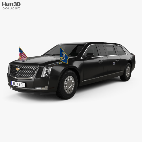 Cadillac 3D Models