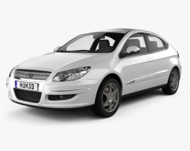 Chery A3 (J3) Hatchback 5-door 2012 3D model