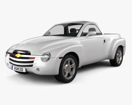 Chevrolet SSR 2003 3D model