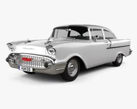 Chevrolet 150 sedan 1957 3D model