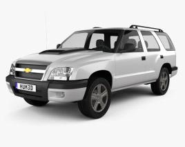 Chevrolet Blazer (BR) 2008 3D model