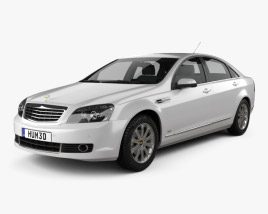 Chevrolet Caprice 2006 3D model