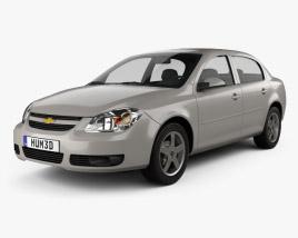 Chevrolet Cobalt sedan 2004 3D model