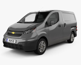 Chevrolet City Express 2015 3D model