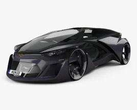 Chevrolet FNR 2015 3D model