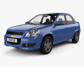 Chevrolet Chevy C2 2009 3D model