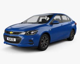 Chevrolet Cavalier 2016 3D model