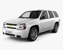 Chevrolet TrailBlazer SS 2002 3D model