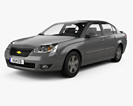 Chevrolet Malibu LTZ 2004 3D model