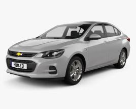 Chevrolet Cavalier LT 2016 3D model