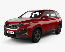Chevrolet Captiva TH-spec 2019 3D model