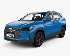 Chevrolet Tracker Premier 2020 3D model