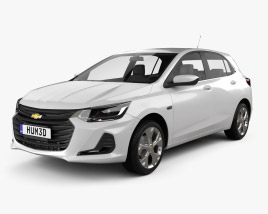 Chevrolet Onix Premier hatchback 2019 3D model