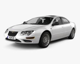 Chrysler 300M 2004 3D model