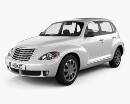 Chrysler PT Cruiser 2010 3D model
