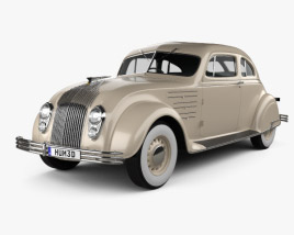 Chrysler Imperial Airflow 1934 3D model