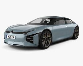 Citroen CXperience 2016 3D model