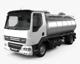DAF LF Tanker 2011 3D model