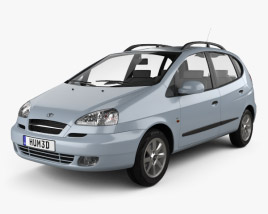 Daewoo Tacuma 2004 3D model