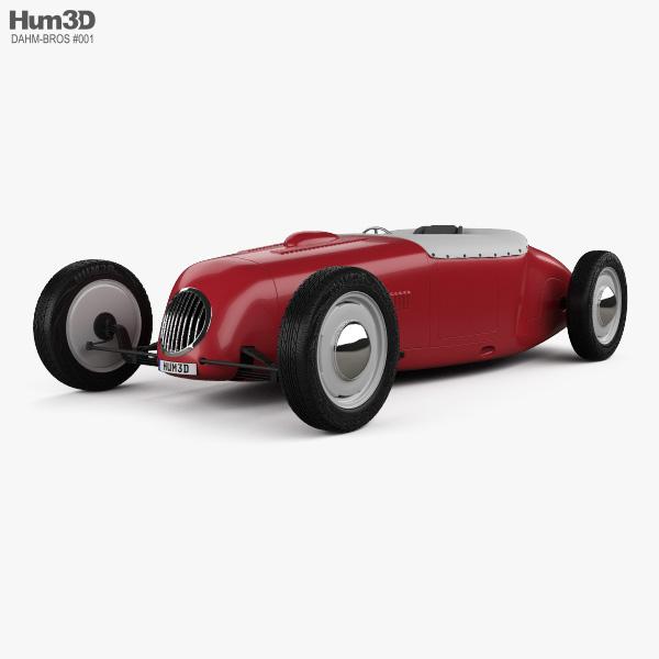 Open Top Car 3d Models Download Hum3d