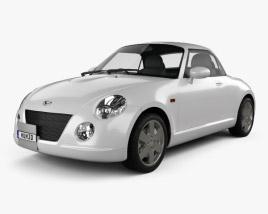 Daihatsu Copen 2011 3D model