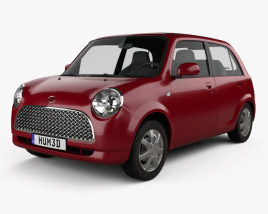 Daihatsu Trevis 2006 3D model