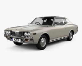 Datsun 260C coupe 1976 3D model