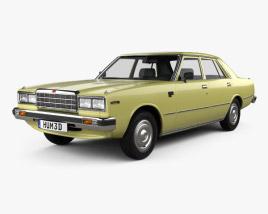 Datsun 200L 1977 3D model
