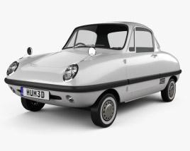 Datsun Baby 1964 3D model