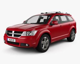 Dodge Journey R/T 2009 3D model