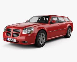 Dodge Magnum RT 2004 3D model