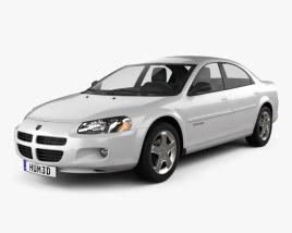 Dodge Stratus 2001 3D model