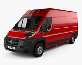Dodge Ram ProMaster Cargo Van L3H2 2013 3D model