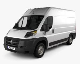 Dodge Ram ProMaster Cargo Van L2H2 2013 3D model