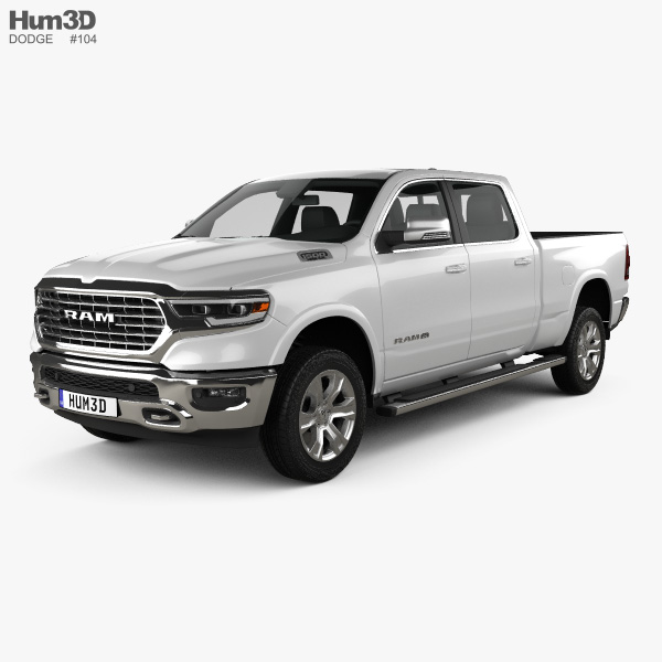 dodge ram 1500 crew cab laramie longhorn 6 foot 4 inch box. Black Bedroom Furniture Sets. Home Design Ideas