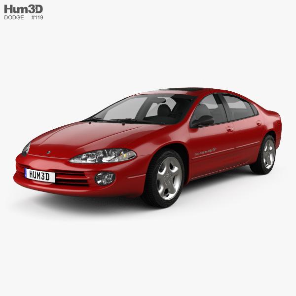 Dodge 3D Models - Hum3D