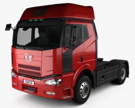 FAW J6 Tractor Truck 2007 3D model
