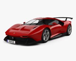 Ferrari P80 C 2019 3D model