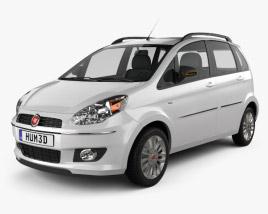 Fiat Idea 2012 3D model