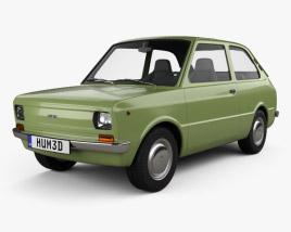 Fiat 133 1977 3D model